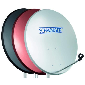 SPI550 011 Stahl-Spiegel 55cm Satellitenantenne