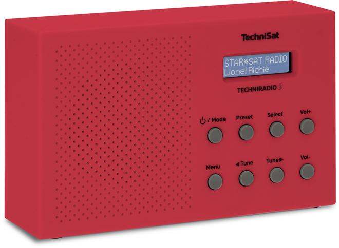 TechniRadio 3 DAB+,FM Radio