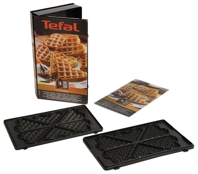 XA8006 Snack Collection Platten-Set Herzwaffeln