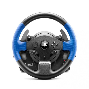 T150 Pro Force Feedback Lenkrad + Pedale PC, PlayStation 4, Playstation 3 kabelgebunden