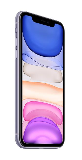 iPhone 11 4G Smartphone 15,5 cm (6.1 Zoll) 128 GB IOS 12 MP Dual Kamera Dual Sim