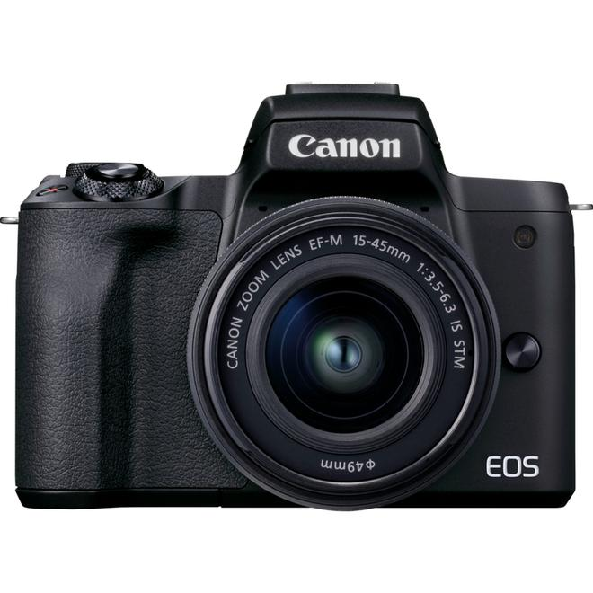 EOS M50 Mark II + M15-45 S EU26 25 MP MILC Canon EF-M 15 - 45 mm