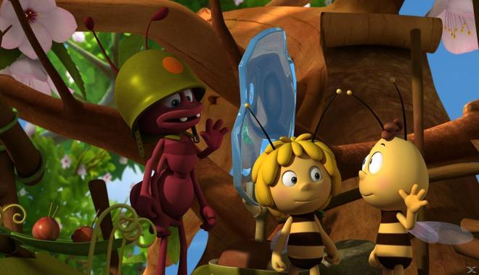 Die Biene Maja 3D - DVD 10 (DVD)