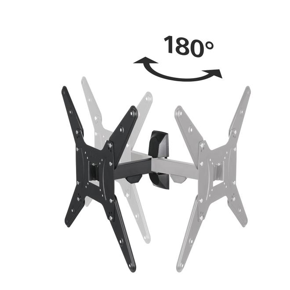 118102 Fullmotion 180° Wand Halterung bis 165,1 cm (65 Zoll) 20 kg