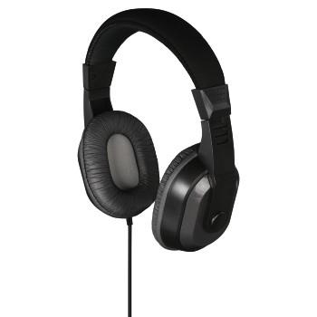 Thomson HED2006BK/AN Ohraufliegender Kopfhörer kabelgebunden
