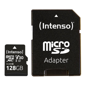 3433491 MicroSDXC Speicherkarte 128 GB Class 3 (U3)