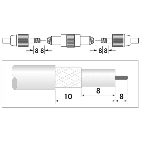 KVB29 531 HQ Kabelverbinder