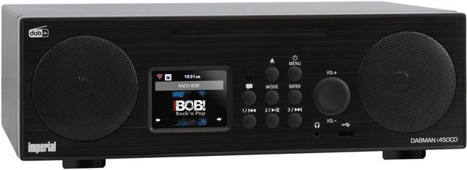 Dabman i450CD Bluetooth DAB,DAB+,UKW Radio
