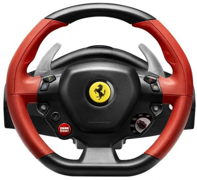 Xbox One Ferrari 458 Spider Racing Wheel Lenkrad