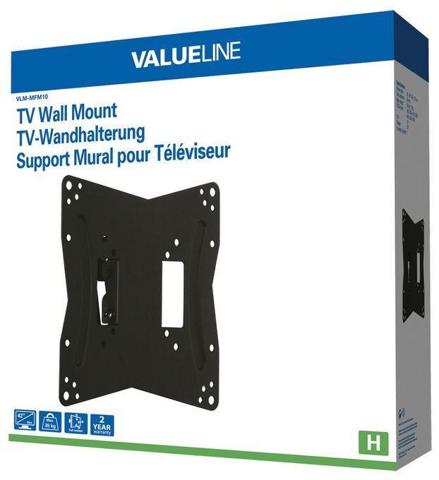 """VLM-MFM10 TV-Wandhalterung 26-42"""" voll funktional"""