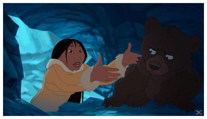 Bärenbrüder 2 (BLU-RAY)