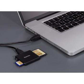 124022 USB-3.0-Multikartenleser SD/microSD/CF