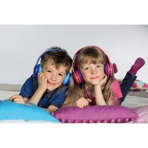 135663 Blink´n Kids Ohraufliegender Kopfhörer kabelgebunden