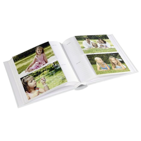 "2699 Memo-Album ""Forest"" 200 Fotos 10x15cm Weiß"