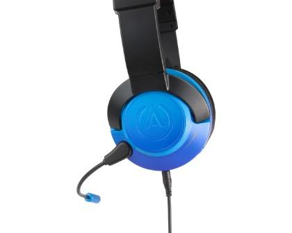 Fusion Gaming Headset Sapphire Fade Gaming Kopfhörer Xbox, PS4, Switch, PC, Mac, Mobile kabelgebunden