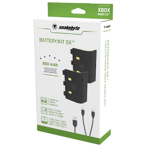 Xbox Series S/Series X  Battery:Kit SX Spiele-Controllerbatterie