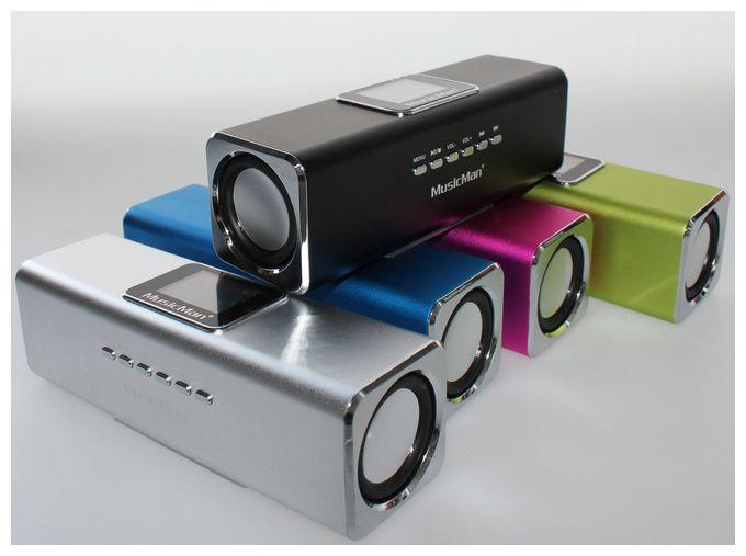 MusicMan MA mobiler Lautsprecher