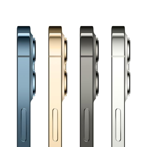 iPhone 12 Pro Max 5G Smartphone 17 cm (6.7 Zoll) 512 GB IOS 12 MP Dreifach Dual Sim