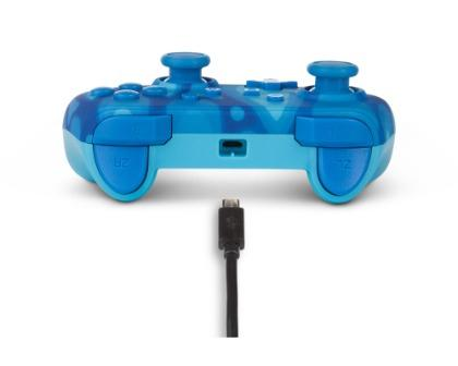 Wired Controller Squirtle Torrent Analog / Digital Gamepad Nintendo Switch kabelgebunden