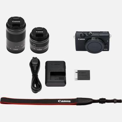 EOS M200 Kit 25 MP MILC Canon EF-M 15 - 45 mm