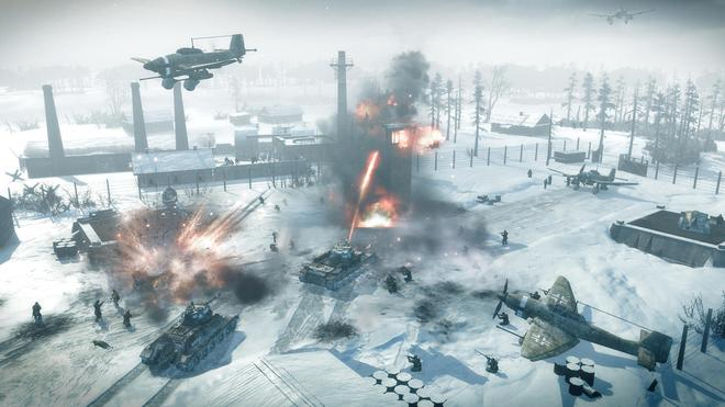 Company of Heroes 2: All Out War Edition (PC)