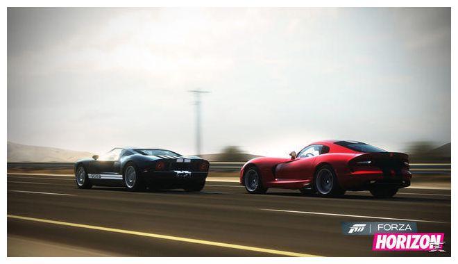 Forza Horizon - Limited Collector's Edition (XBox 360)
