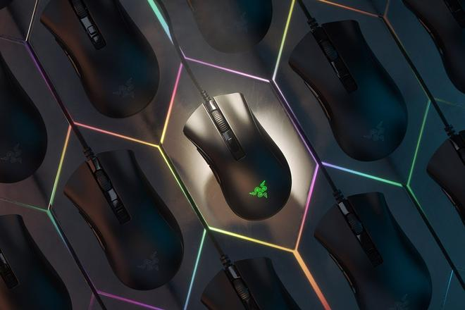 DeathAdder V2 Mini 8500 DPI Gaming Maus Optisch