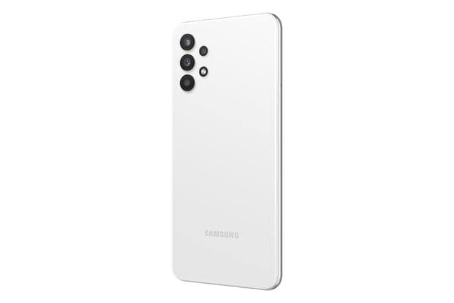 Galaxy A32 5G Smartphone 16,5 cm (6.5 Zoll) 64 GB 2,0 GHz Android 48 MP Vierfach Kamera Dual Sim