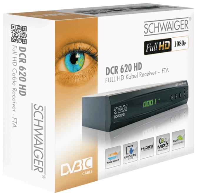 DCR620HD