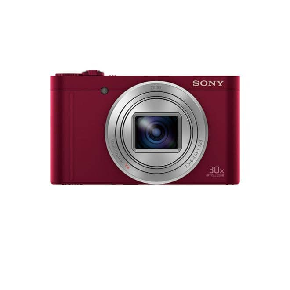 Cyber-shot DSC-WX500  Kompaktkamera 30x Opt. Zoom (Rot)