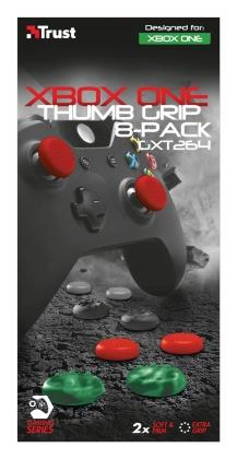 GXT264 Thumb Grips 8-Pack Xbox One