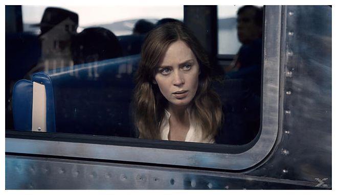 Girl on the Train (BLU-RAY)