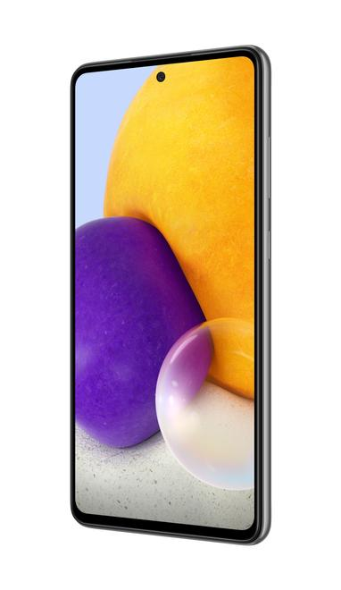 Galaxy A72 4G Smartphone 17 cm (6.7 Zoll) 128 GB Android 64 MP Vierfach Kamera