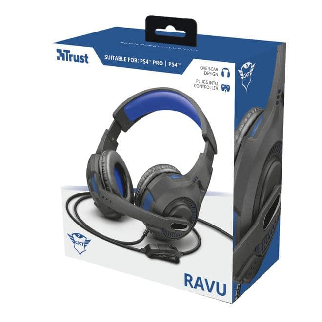 GXT307B Ravu Gaming Kopfhörer kabelgebunden