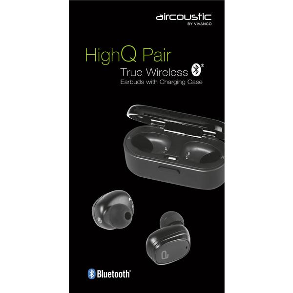 HighQ Pair In-Ear Bluetooth Kopfhörer Kabellos