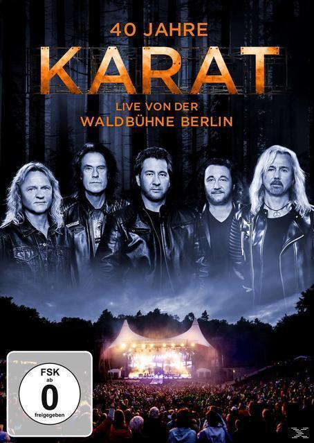 40 Jahre - Live von der Waldbühne Berlin (Karat) für 15,96 Euro