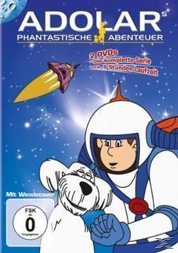 Adolars phantastische Abenteuer ( 12 Folgen - Original DEFA-Synchronisation) - 2 Disc DVD (DVD) für 21,46 Euro