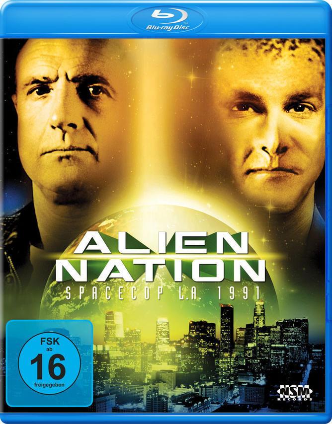 Alien Nation - Spacecop L. A. 1991 (BLU-RAY) für 18,96 Euro