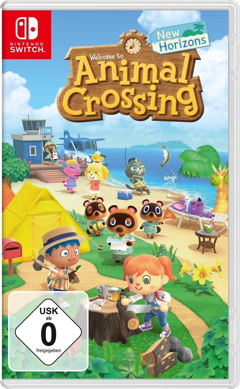 Animal Crossing: New Horizons (Nintendo Switch) für 51,46 Euro