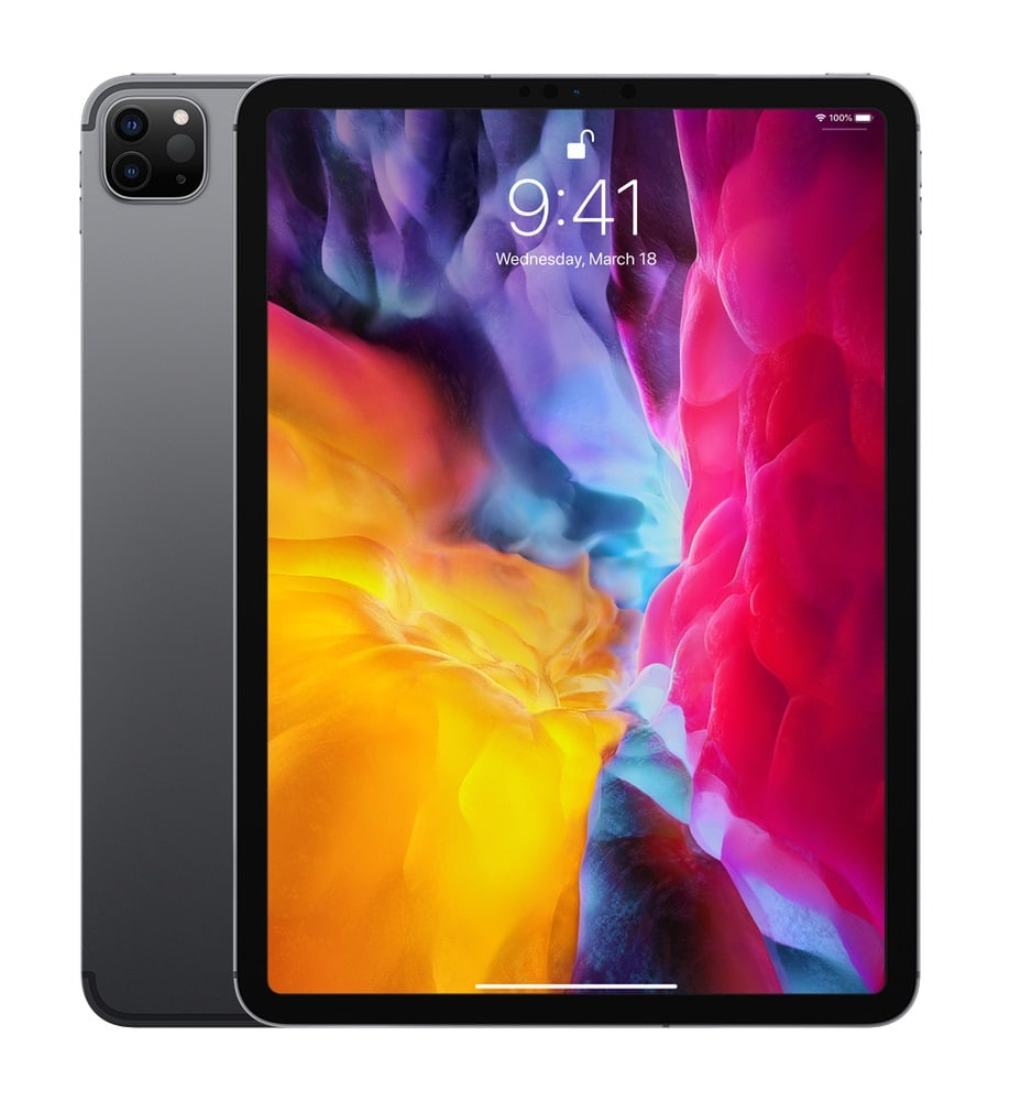 Apple iPad Pro 128 GB Tablet 27,9 cm (11 Zoll) iPadOS 12 MP für 890,00 Euro