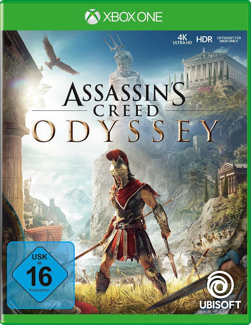 Assassin's Creed Odyssey (Xbox One) für 23,96 Euro