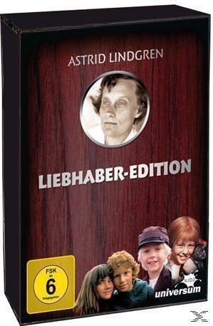 Astrid Lindgren: Liebhaber-Edition (DVD) für 53,46 Euro