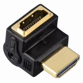 Avinity 00127089 High Speed HDMI™-Winkeladapter Stecker - Kupplung UP 90° für 15,46 Euro