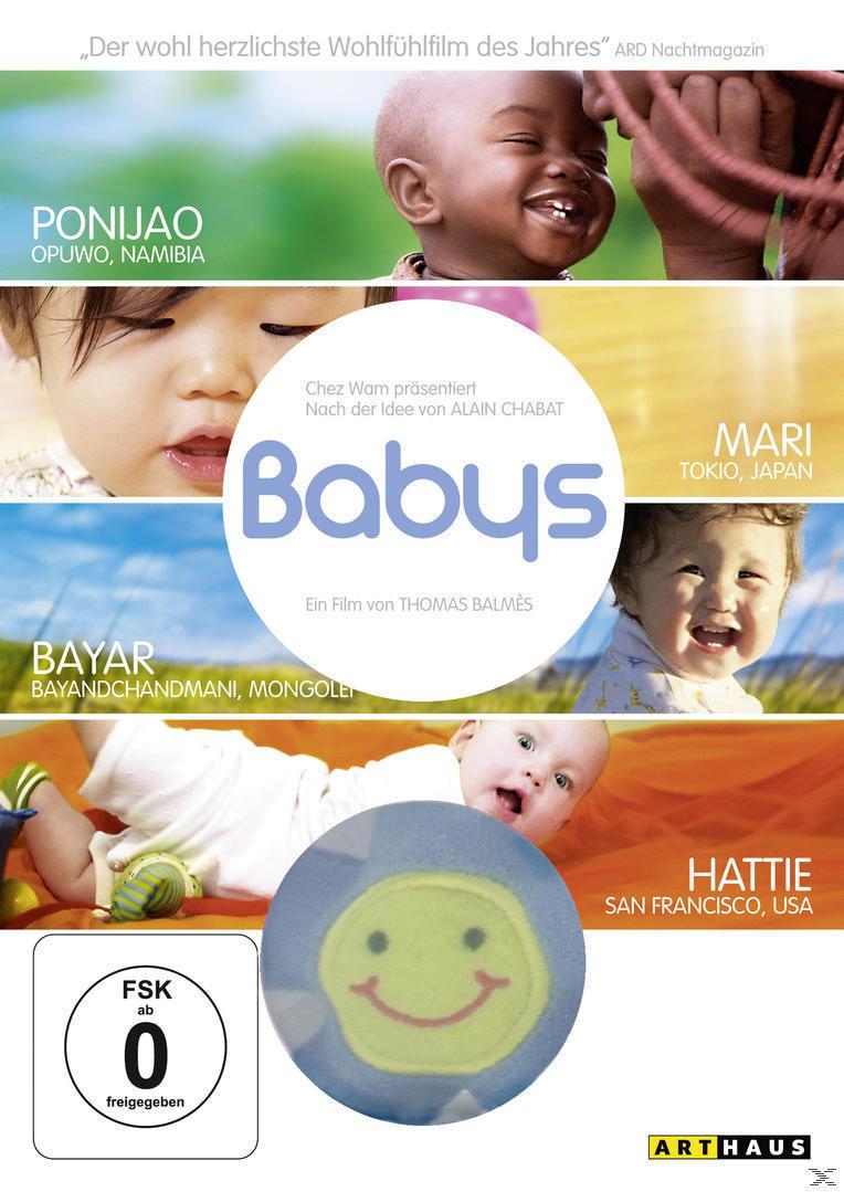 Babys Special Edition (DVD) für 16,46 Euro