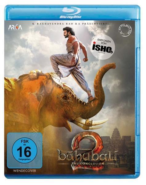 Bahubali 2 - The Conclusion (BLU-RAY) für 20,46 Euro