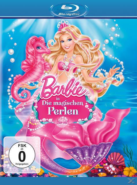 Barbie in: Die magischen Perlen (BLU-RAY) für 18,96 Euro