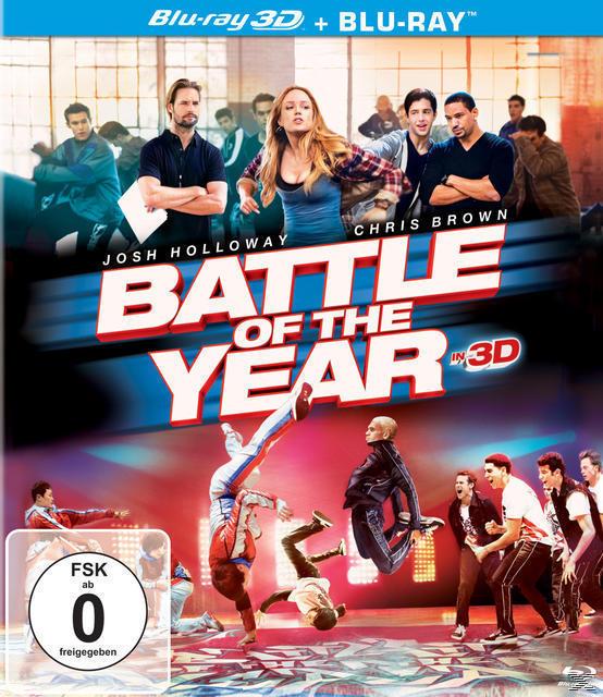 Battle of the Year (BLU-RAY 3D) für 23,96 Euro