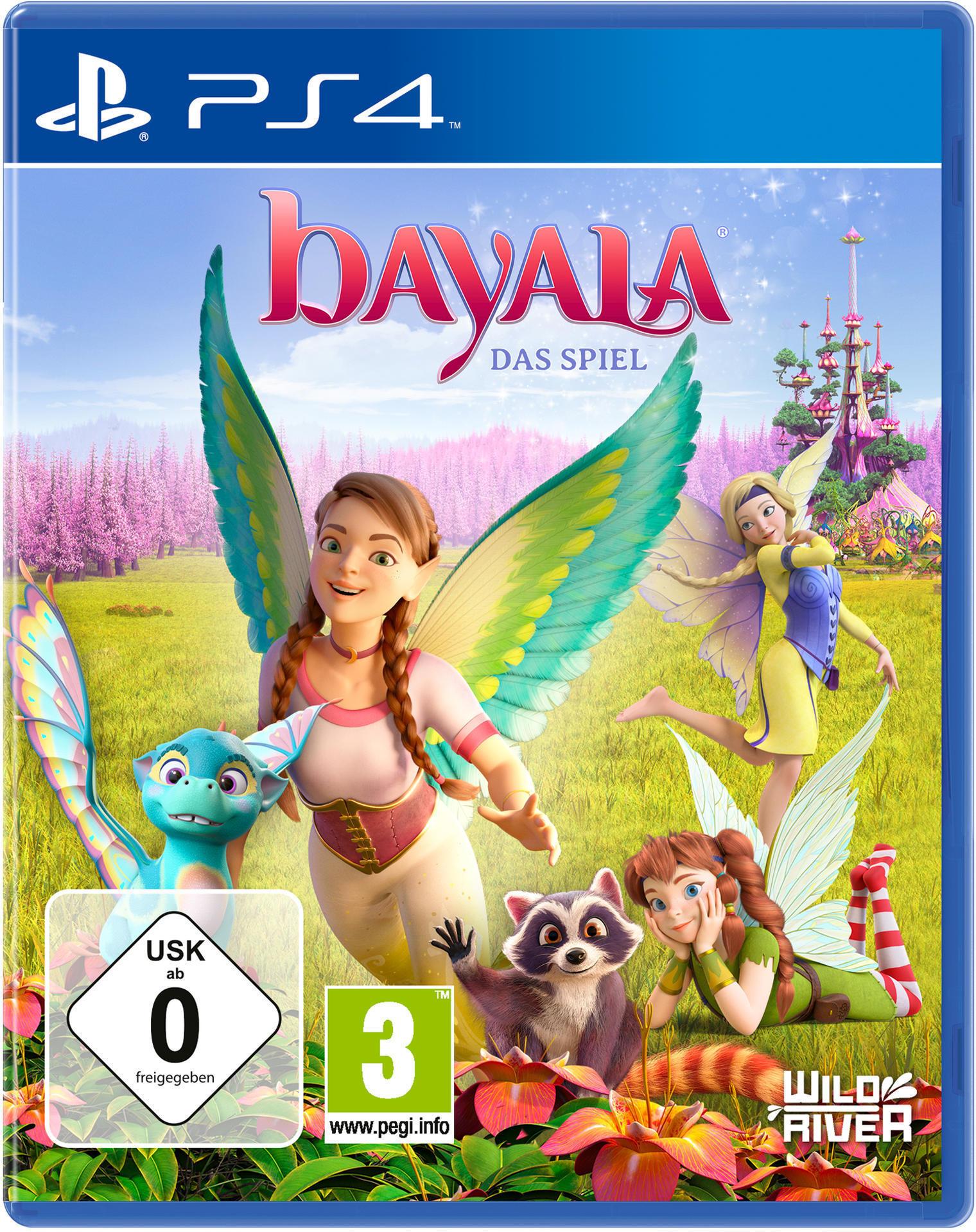 Bayala The Game (PlayStation 4) für 34,96 Euro