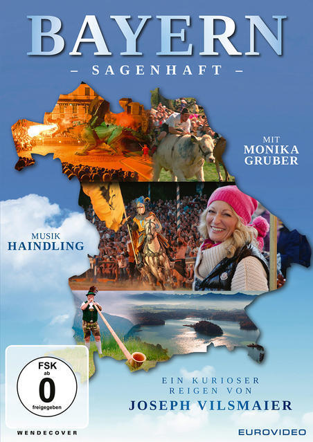 Bayern - Sagenhaft (DVD) für 17,46 Euro