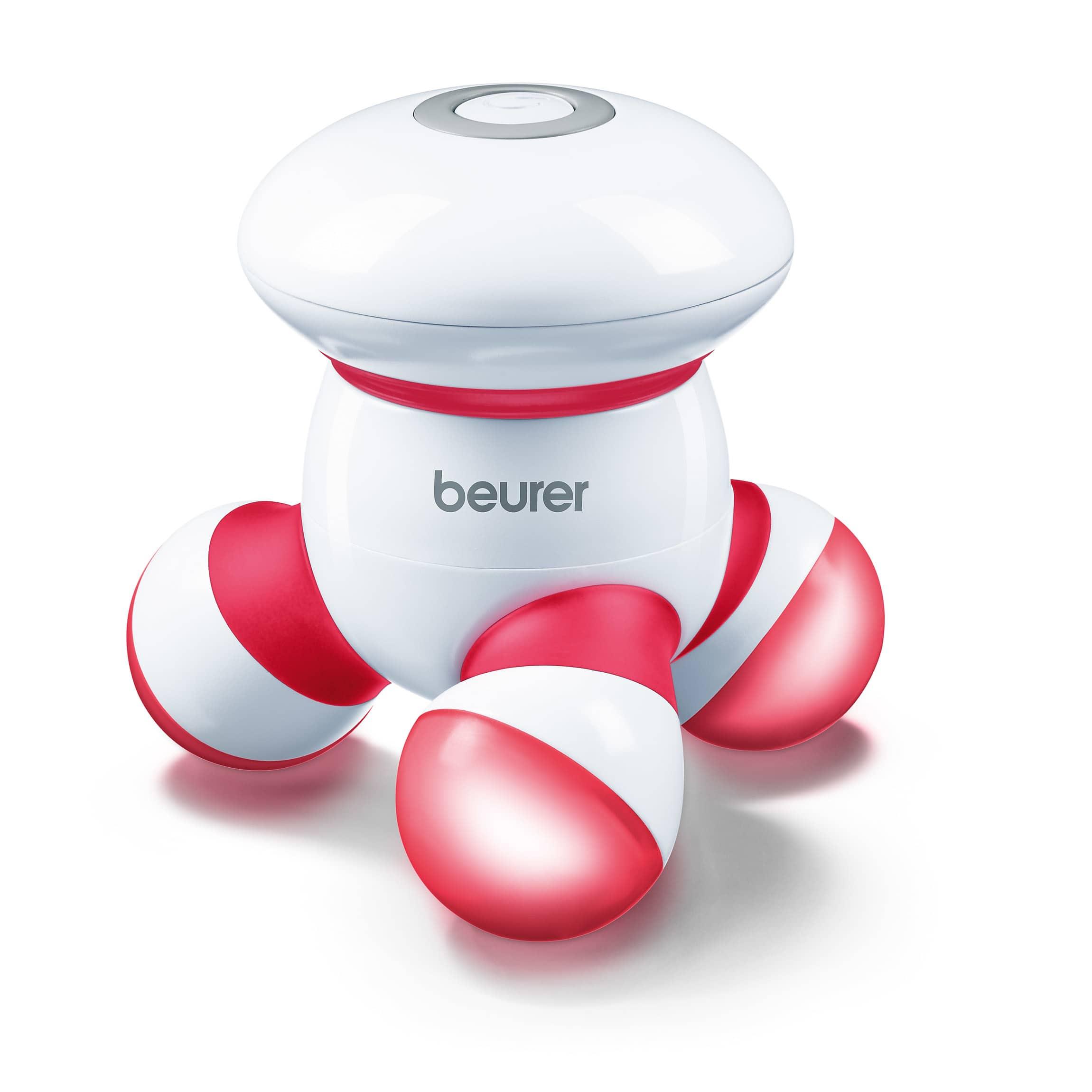 Beurer MG16 Mini-Massagegerät LED-Licht Massage-to-go Vibrationsmassage für 15,46 Euro